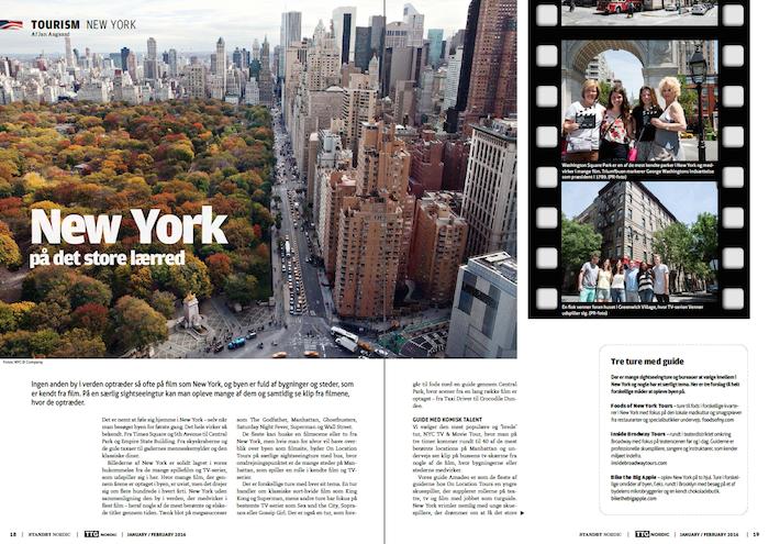 New York på det store lærred